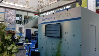 תערוכת IFAT 2016