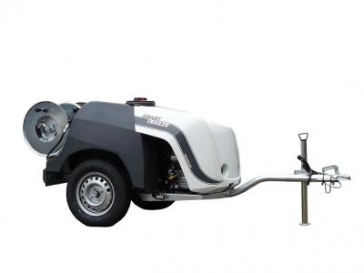 מערכת פריצה ושטיפה Smart trailer