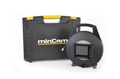 מצלמה לקטרים קטנים - MinCord